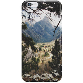 Dreambolic San Juan Forest I Phone 6S Back Covers