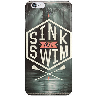 Dreambolic Sink Or Swim I Phone 6S Back Covers