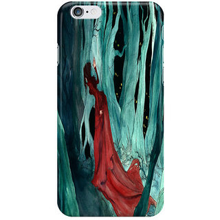 Dreambolic Snow White Lost In The Woods I Phone 6S Back Covers