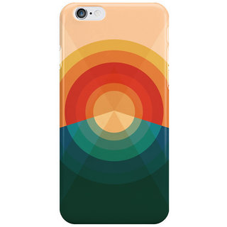 Dreambolic Sonar I Phone 6S Back Covers