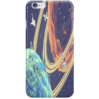 Dreambolic Space I Phone 6S Back Covers