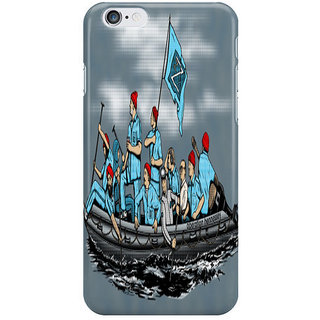 Dreambolic Team Zissou Crossing The Delaware I Phone 6S Back Covers