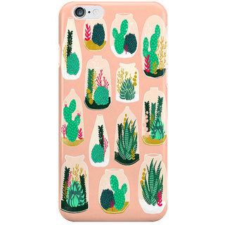 Dreambolic Terrariums Cute Little Planters I Phone 6S Back Covers