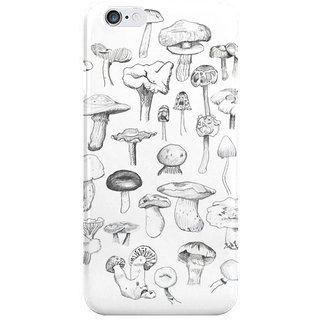 Dreambolic The Mushroom Gang I Phone 6S Back Covers