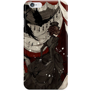 Dreambolic The Night Circus I Phone 6S Back Covers