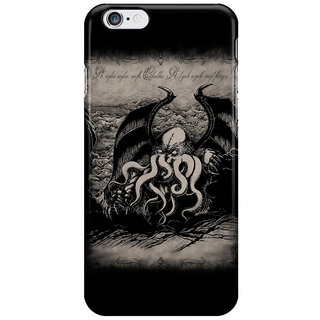 Dreambolic The Rise Of Great Cthulhu I Phone 6S Back Covers