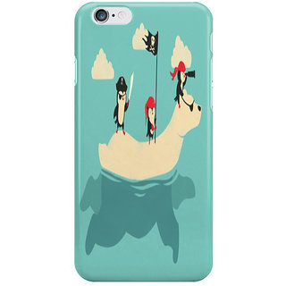 Dreambolic The Scourge Of The Arctic I Phone 6S Back Covers