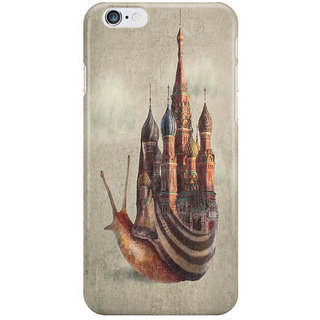 Dreambolic The Snails Daydream I Phone 6S Back Covers