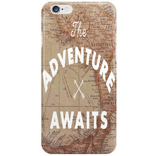 Dreambolic Adventure Awaits I Phone 6S Back Covers