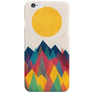 Dreambolic Uphill Battle I Phone 6S Back Covers