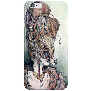 Dreambolic Vulpes Masquerade Now As A Print I Phone 6S Back Covers