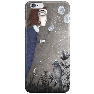 Dreambolic Winter Twilight I Phone 6S Back Covers