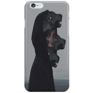 Dreambolic Wolf Pack I Phone 6S Back Covers