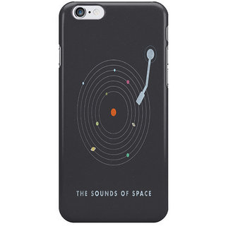 Dreambolic The Sounds Of Space I Phone 6S Back Covers