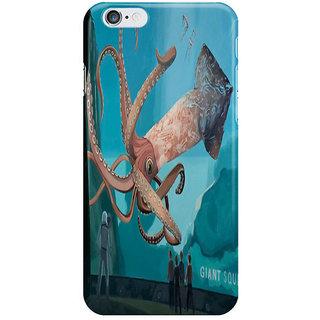 Dreambolic The Squid I Phone 6S Back Covers
