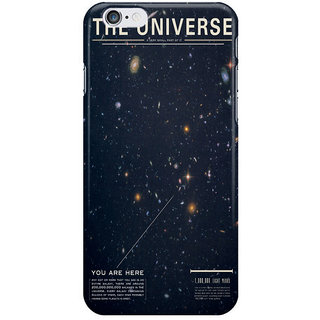 Dreambolic The Universe I Phone 6S Back Covers