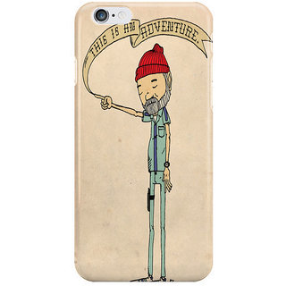 Dreambolic This Is An Adventure Zissou I Phone 6S Back Covers