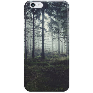 Dreambolic Through The Trees I Phone 6S Back Covers