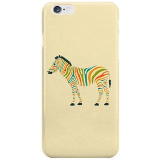 Dreambolic Zebra I Phone 6S Back Covers