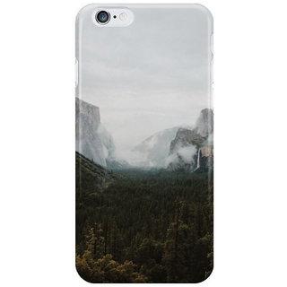 Dreambolic Yosemite Fog I Phone 6 Plus Mobile Cover