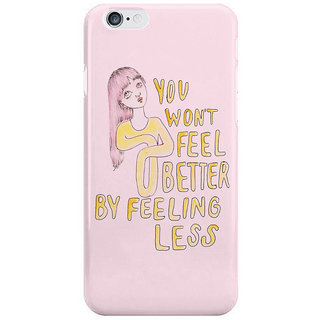 Dreambolic Typography I Phone 6 Plus Mobile Cover
