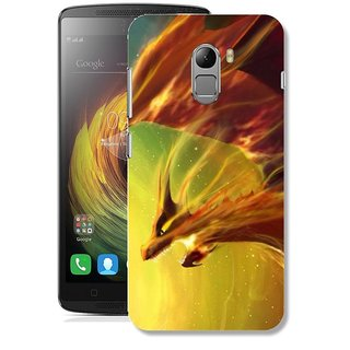 Cover Thin Fit Crystal Clear Plastic Hard Back Case for Lenovo K4 Note .