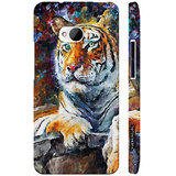 Enthopia HTC One Case - ED 5136 - BENGAL TIGER