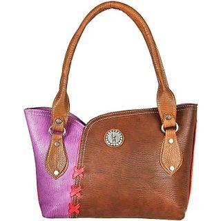 Louise Belgium Hand-held Bag (Multicolor - 065)