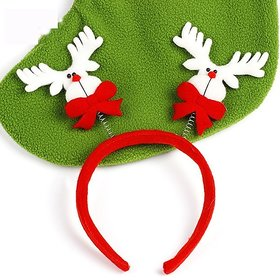 Futaba Snowman Headband Christmas - A