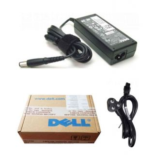 Original Dell 65W Adapter Charger For Latitude E5520M With Power Cord