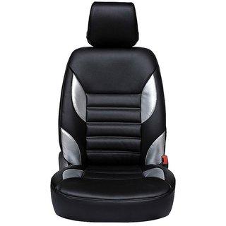 Maruti Ertiga Black Leatherite Car Seat Cover