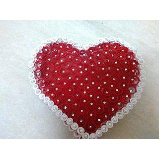 Handmade Heart Shape Quelling Box