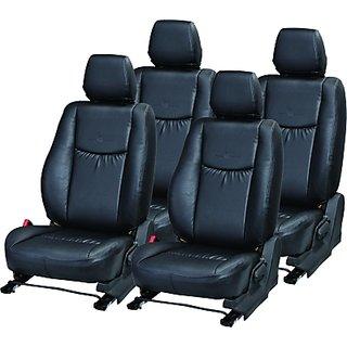 Buy Honda Mobilio Black Leatherite Car Seat Cover Online Get 50 Off