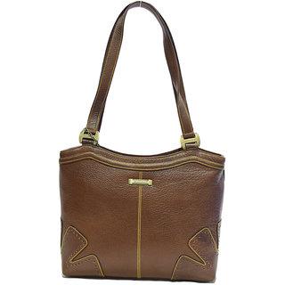 Moochies Ladies Genuine Leather Purse,Color-Light Brown emzmoclpN23Lbrown