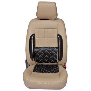 Maruti Eeco Beige Leatherite Car Seat Cover
