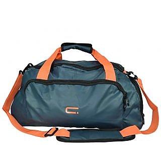 Cropp Designer Gym Bag,Navy Blue