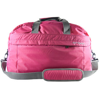 Cropp Ultra Light Travelling Bag,Color-Pink emzcropp6300pink