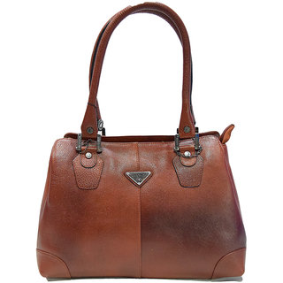 Moochies Ladies Genuine Leather Purse,Color-Rust emzmoclpN12rust