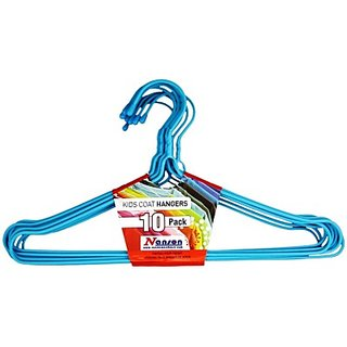 Nanson Iron Pack of 10 Cloth Hangers