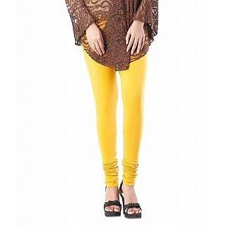 Zoolo Single Cotton Leggings Yellow