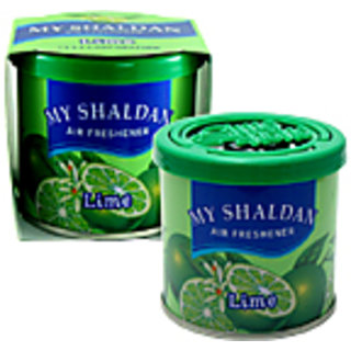 combo for My Shaldan Car Air Freshner Car Perfume-Lime free shipping