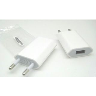 USB Charger Ac Adapter Apple iPhone 4 4G 5 6 and iPod.