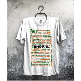 Bhopal Tees White