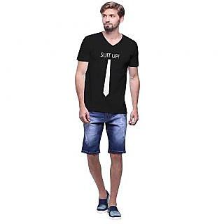 Uptown 18 Black Printed t-shirt