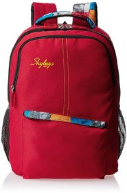 Skybags 0.182 Liters Red Casual Backpack