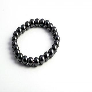 Hematite Stone Bracelet Reiki Healing