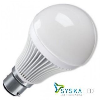 Syska 15W LED Bulb (Cool Daylight)