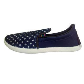 Blue star loafer