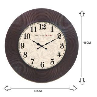Treasure trove Analog wall clock