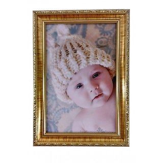 Bengal Exclusive Golden Photo Frame (9x7)15mm